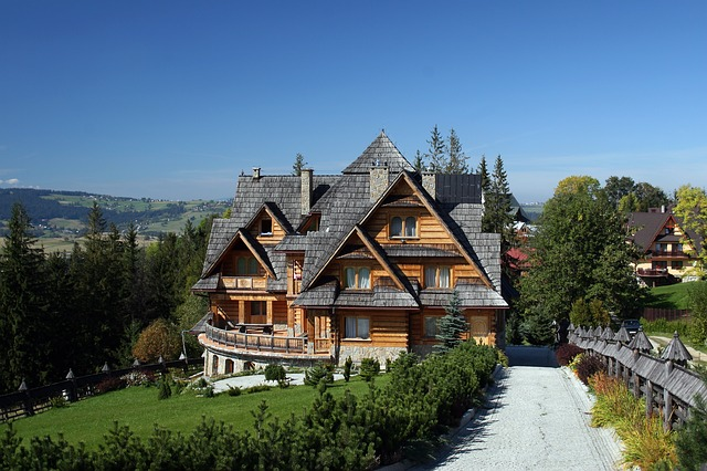venkovská vila