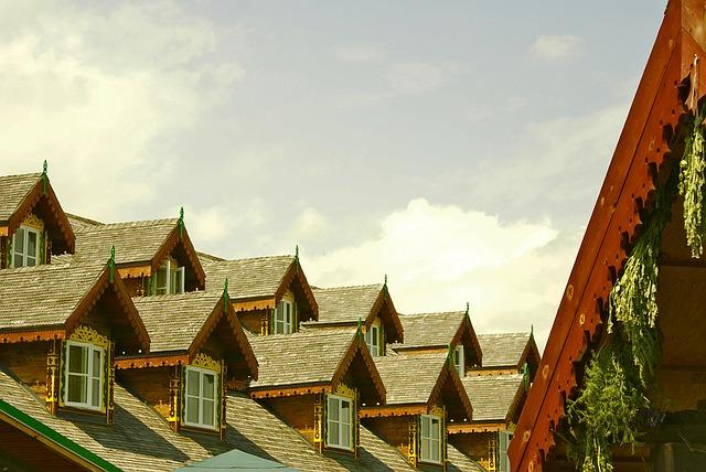 okna podkroví