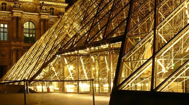 osvětlení muzea