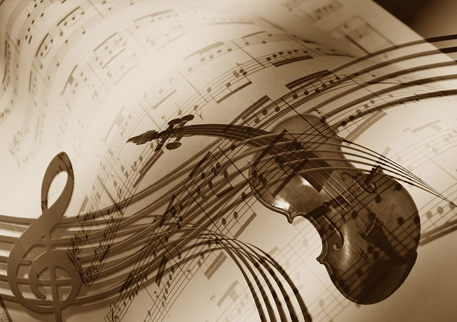 hudebně obrazová fantazie