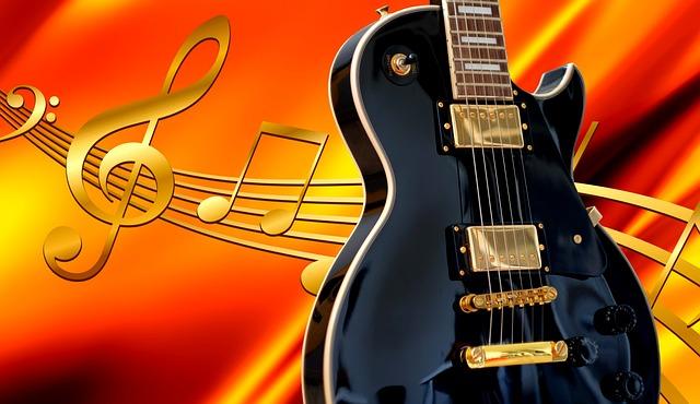tělo kytary
