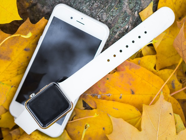 hodinky s mobilem