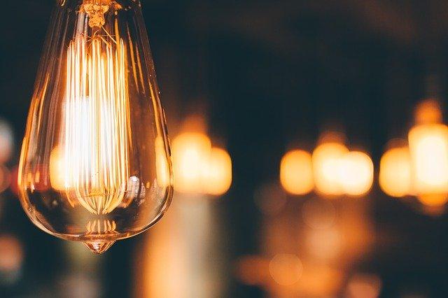 Vhodné úsporné světlo