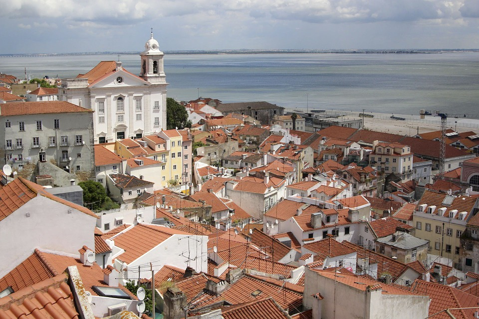 výhled na lisabon